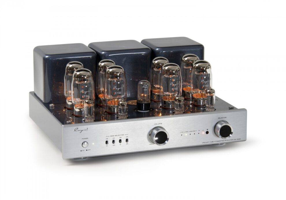 Röhrenverstärker Cayin CS-100a Goldenes Ohr KT88 online kaufen