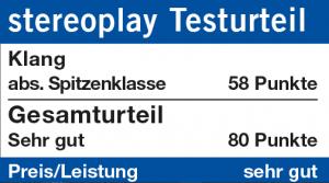 Stereoplay Test Cayin CS-100A Röhren-Vollverstärker