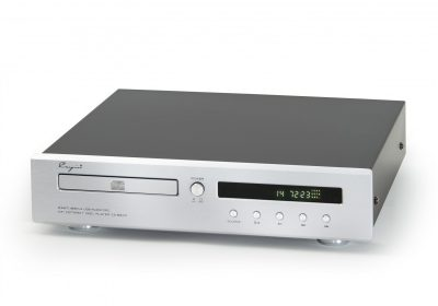 Cayin CD-Player CS-55CD silber