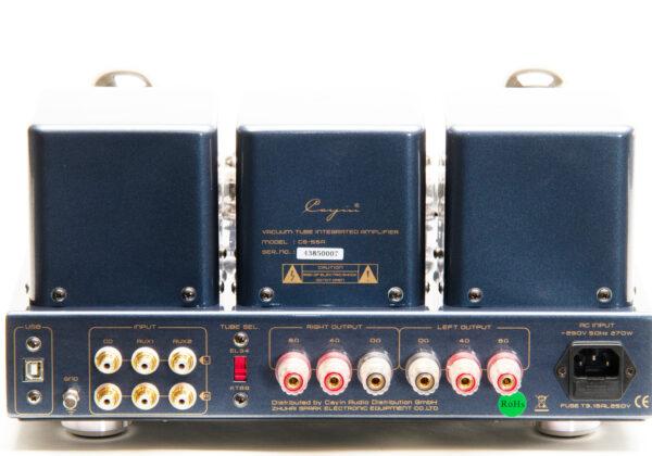 Cayin CS-55A KT88 Röhrenvollverstärker
