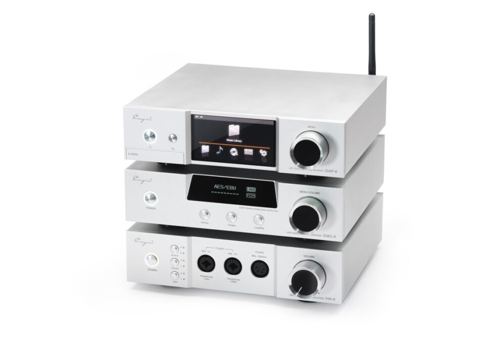 Cayin_iDAP-6 Audio Streaming