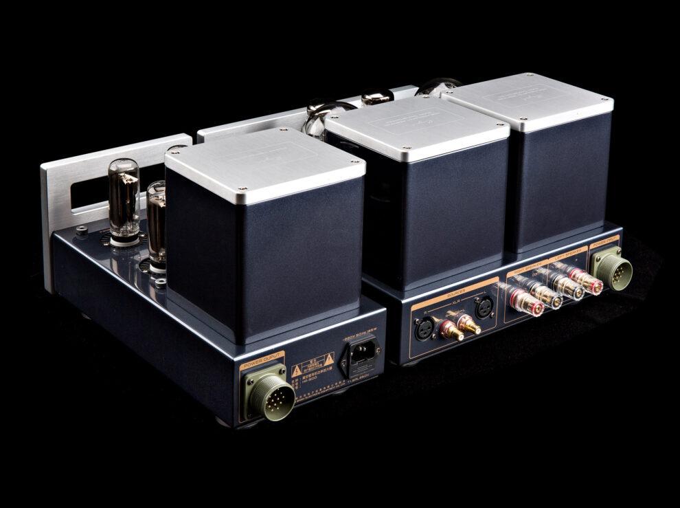 Cayin_HA-300_Kopfhoerer Verstärker Amplifier 300B Röhre Anschluss