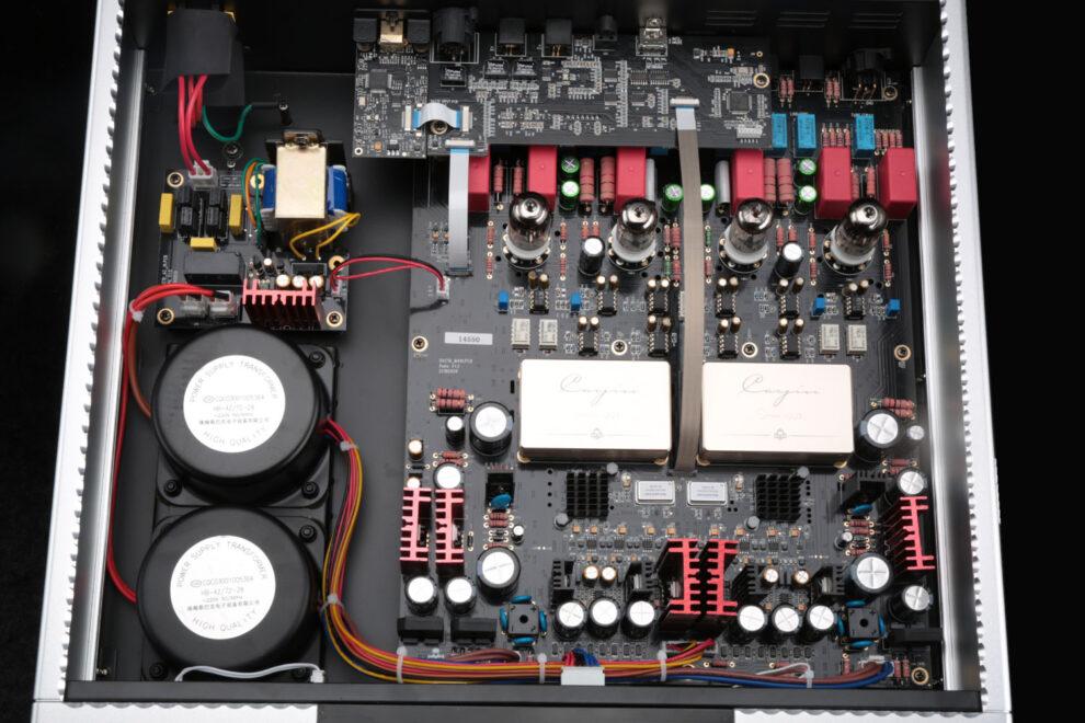 Cayin High-End D/A Converter DAC Platine