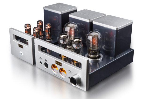 Cayin HA-300 High End Röhren Kopfhörerverstärker