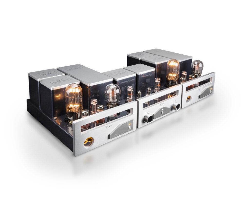 Single-Ended-Class-A-Mono-Endverstärker / Endstufe Vorstufe