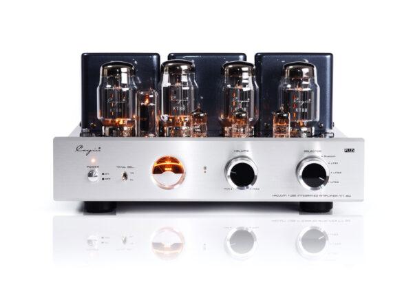 Cayin MT-50 PLUS Bluetooth Röhrenverstärker