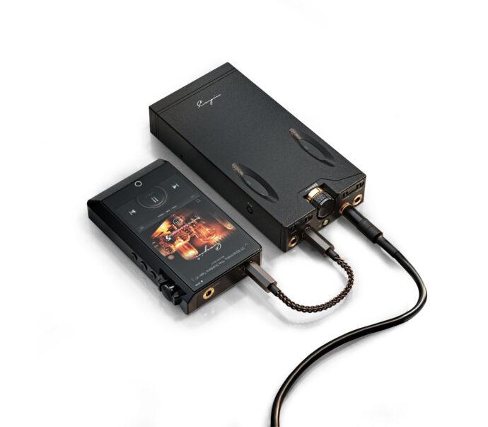 Cayin C9_Kopfhoererverstaerker_mit MP3 Player