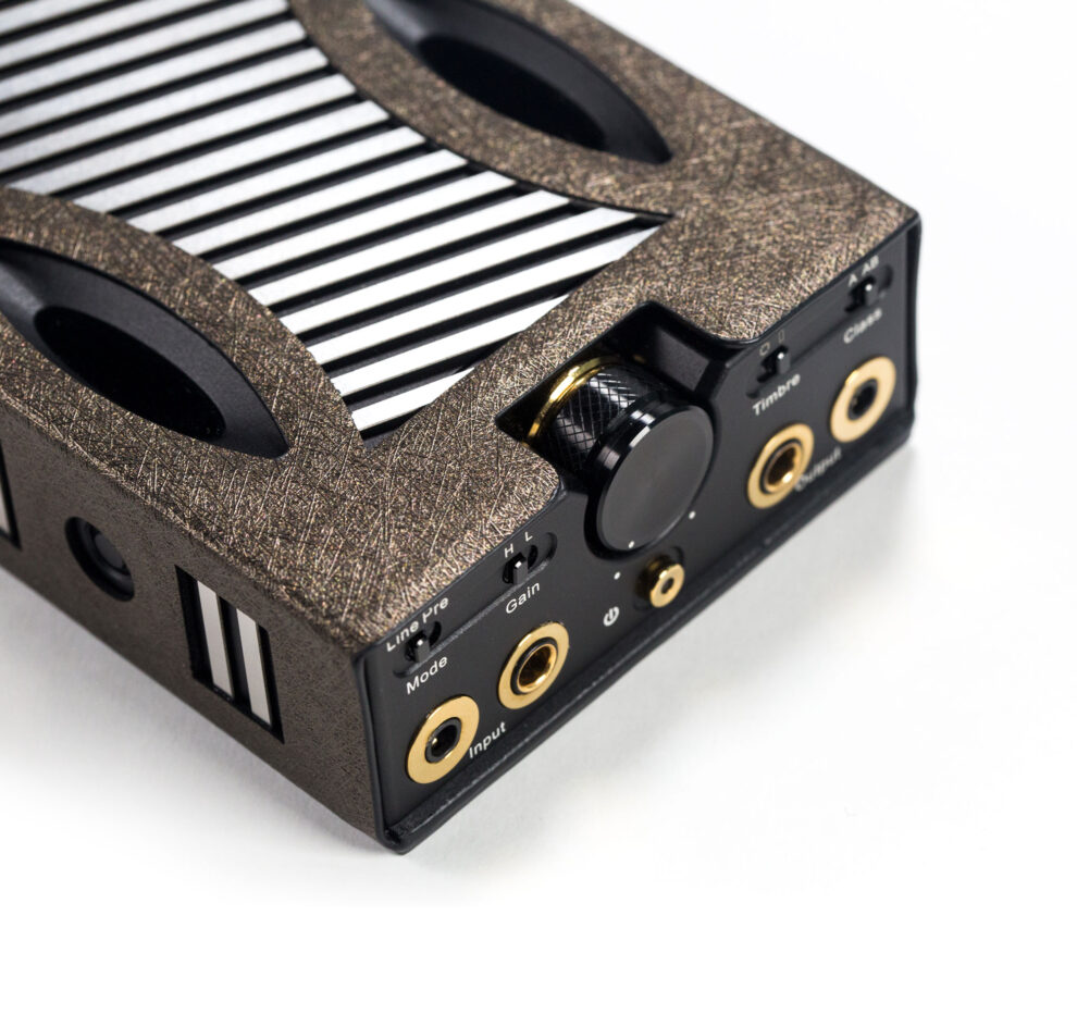 Cayin mobiler Kopfhörerverstärker Schutzhülle