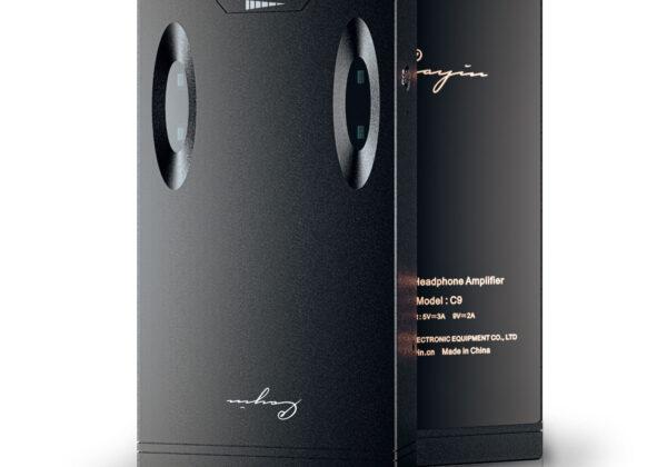 Cayin C9 mobiler Röhren Kopfhörerverstärker