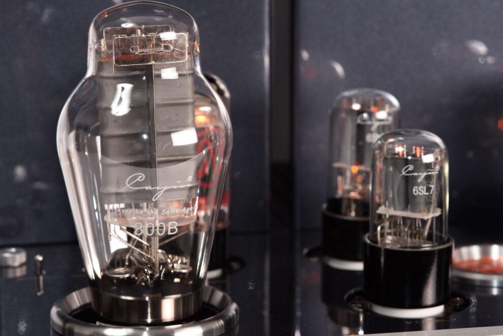Cayin_CS-300A Röhrenverstärker röhren