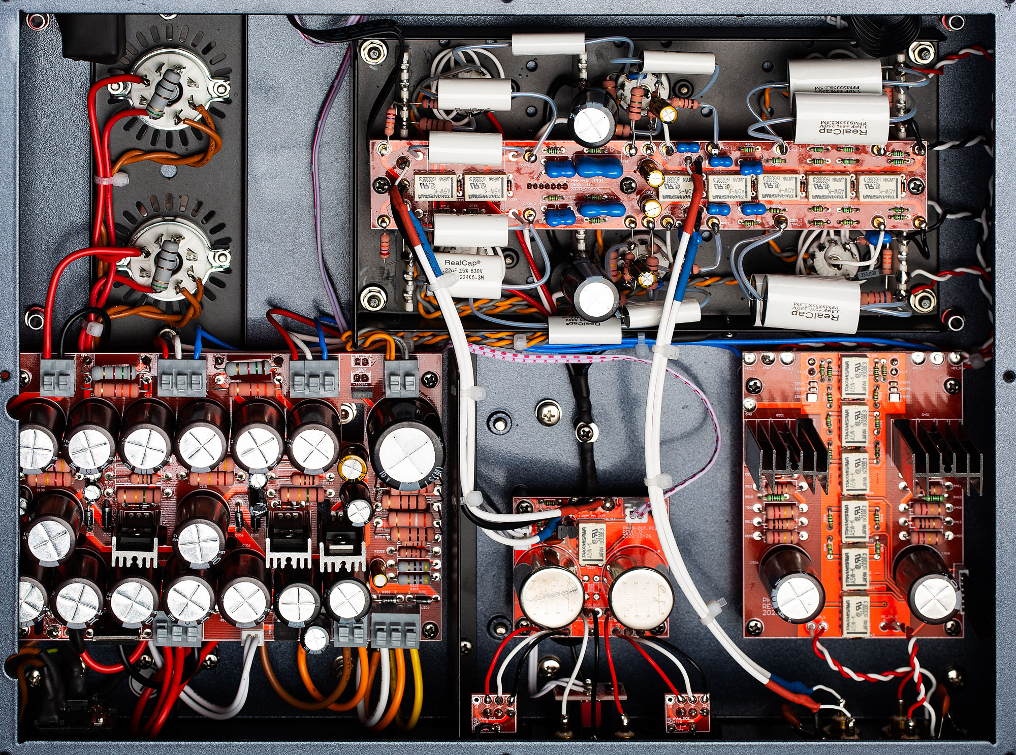 Cayin CS-6PH Phono-Vorverstärker Platine