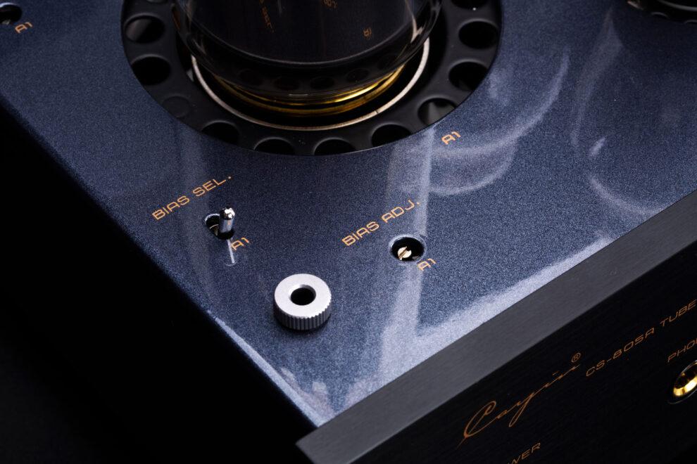 Cayin CS-805A Röhrenverstärker detail